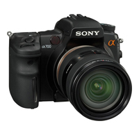 Sony Alpha DSLR-A700 Kit
